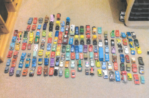 Week 1 - Riley's cars