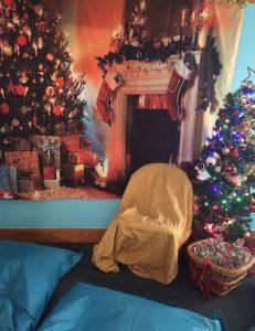 Week 14 - Santa's Grotto