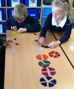 Week 3 - Meerkats explore fractions!