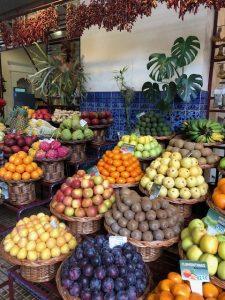 Week 4 - Fruit in Madeira