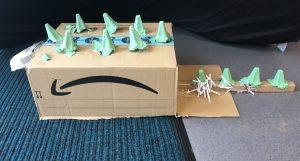 Week 4- The Dinosaur in Owl Class!