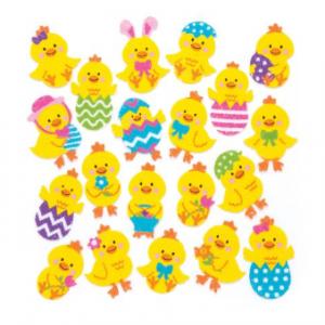 Week 7 -Easter chicks