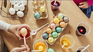 Week 7 -Easter eggs