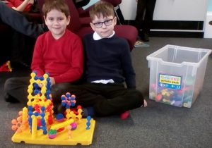 Week 8 - Finley and Harry's sculpture of London