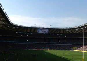 Week 8 - Twickenham Attendance