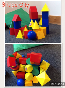 Week 9 - Lucas's Shape City
