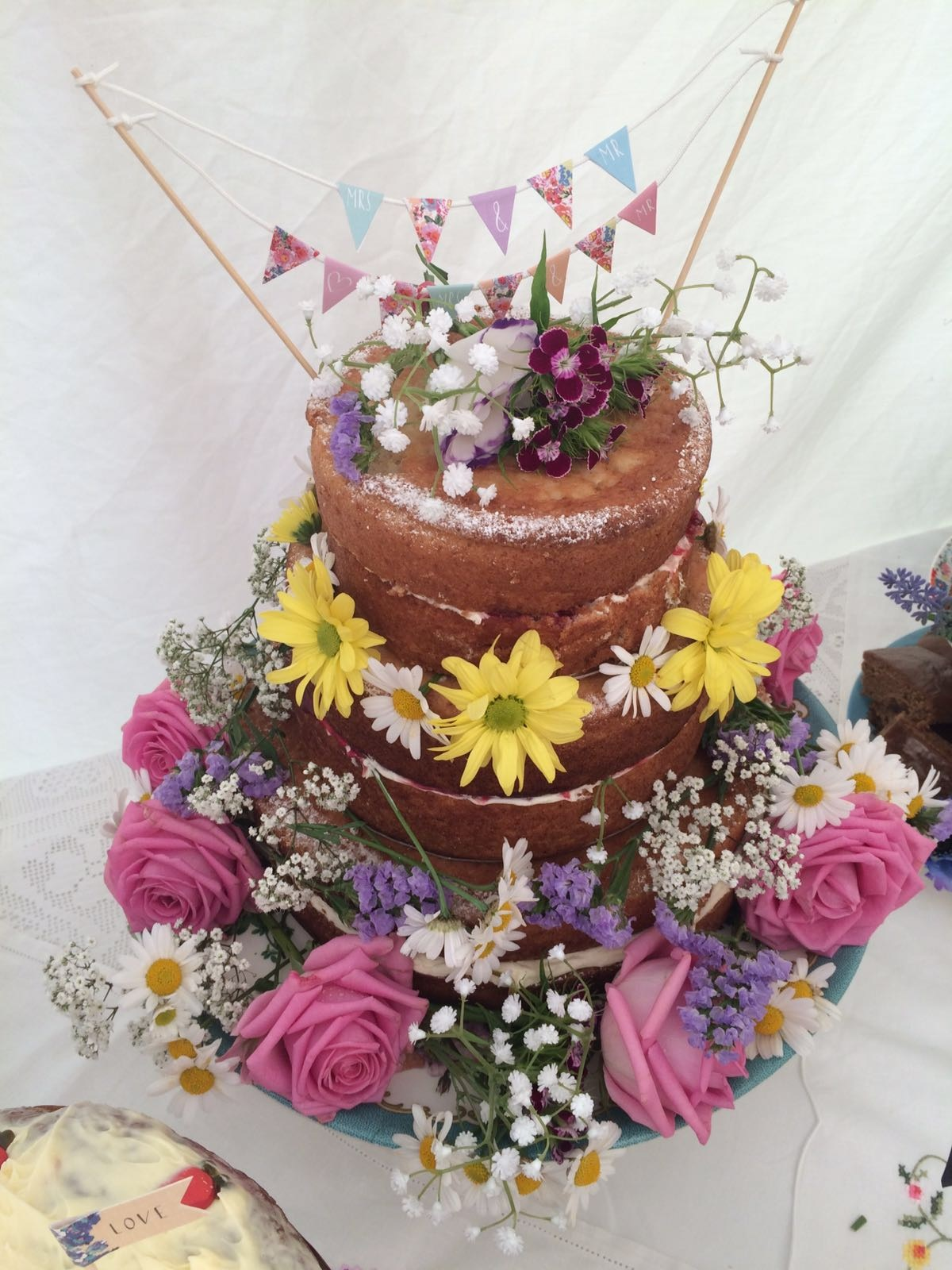 Week 1 - Wedding Cake