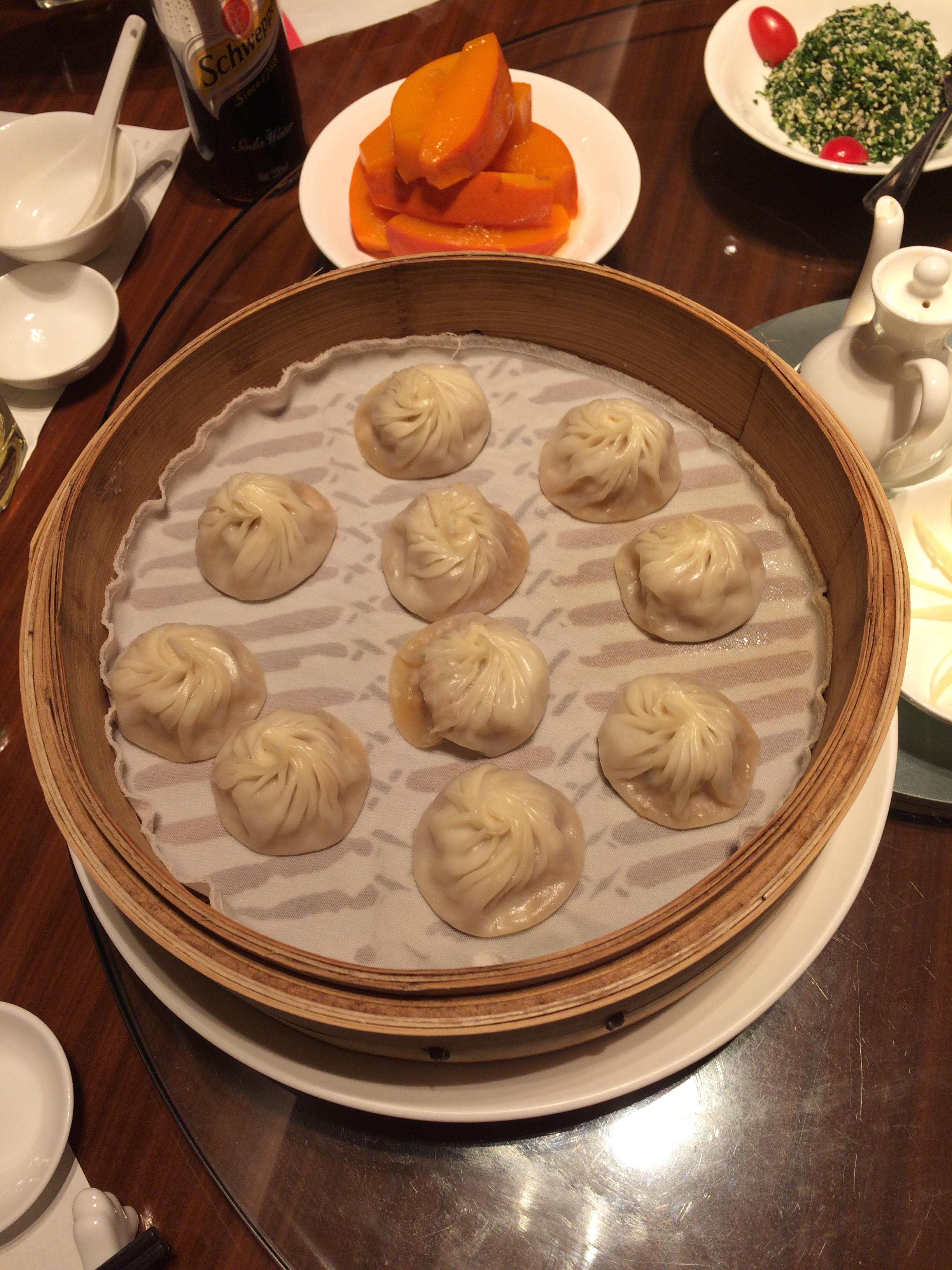 Week 13 - Chinese dumplings
