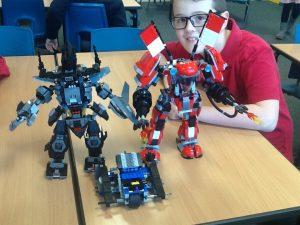 Week 4 - William's Robots