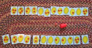 Week 5- Ladybird game