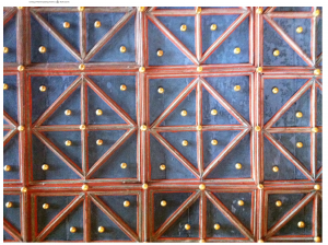 Week 7 - Ceiling from Hohensalzberg Fortress